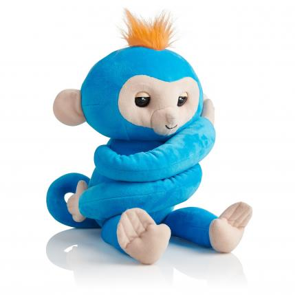 Boris the Friendly Interactive Plush Monkey Best Toddler Toy
