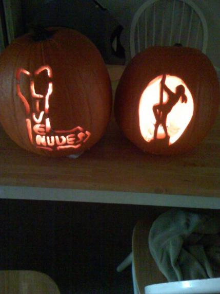 Most Inappropriate Halloween Pumpkins Ever Parenting