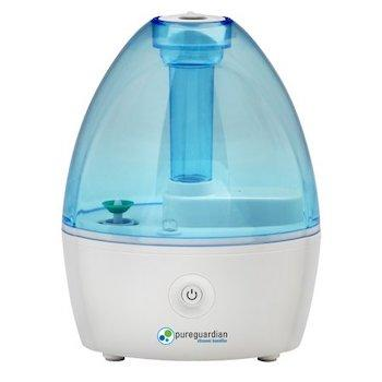 Best Humidifiers for Baby PureGuardian Nursery Ultrasonic Cool Mist Humidifier