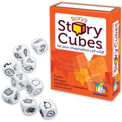 games for brain power rorys story cube