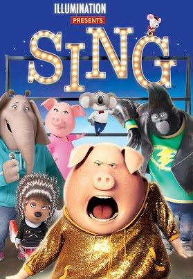 best family movies sing