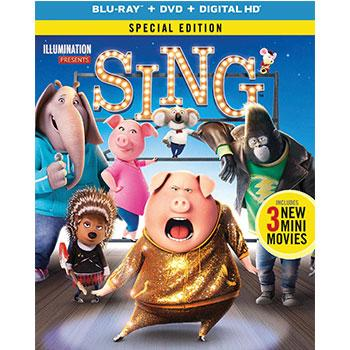 Best Animated Movies #11: Sing