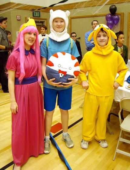 Family Halloween Costumes Ideas for the Whole Family