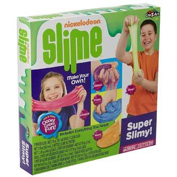 inexpensive christmas gifts nickelodeon super slimey set