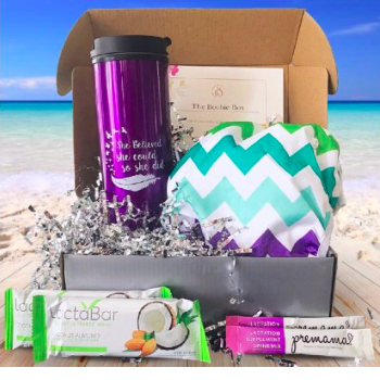 Boobie Box Subscription Box for Moms