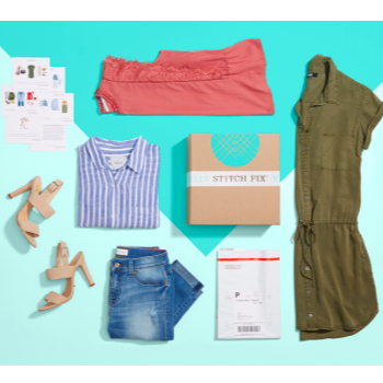 Stitch Fix Subscription Box for Moms