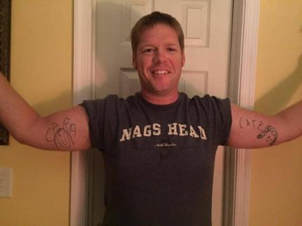 Parents Ink Moms And Dads Show Off Their Tattoos Honoring