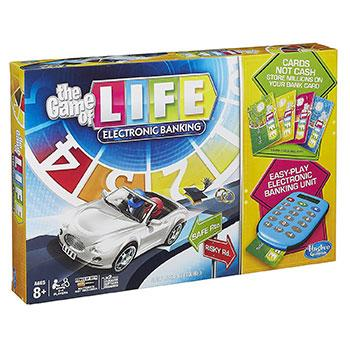 educational electronic toys game of life