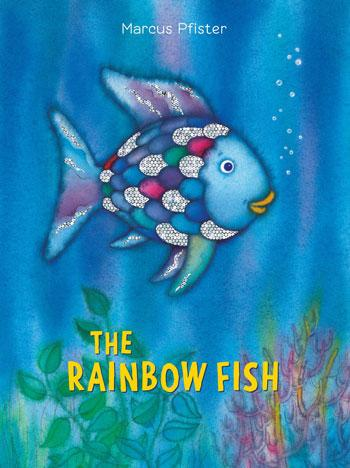 best baby book the rainbow fish