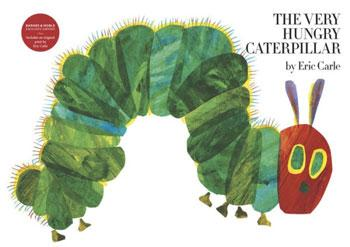 best baby book the very hungry caterpillar