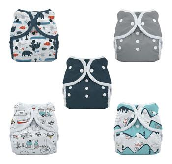 best cloth diapers thirsties duo