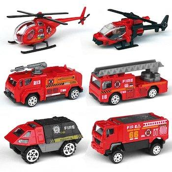 Best Valentine's Day Gift for Little Boys: Tianmei Fire Rescue Set