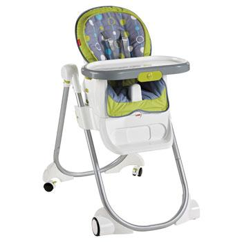 total clean fisher price best high chair