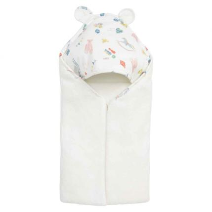 Supersoft Hooded Towel by MINI BODEN