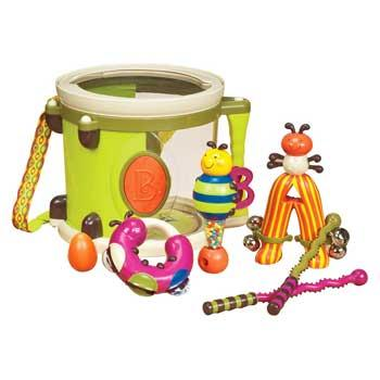 Baby Holiday Gifts Toy Drum