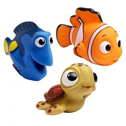 Disney Finding Nemo Bath Toys for Toddlers