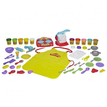 Play-Doh Kitchen Creations Super Chef Suite Best Toys for Toddlers