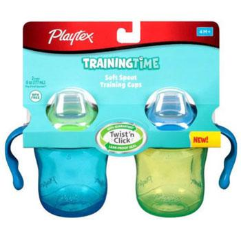 best sippy cups training time