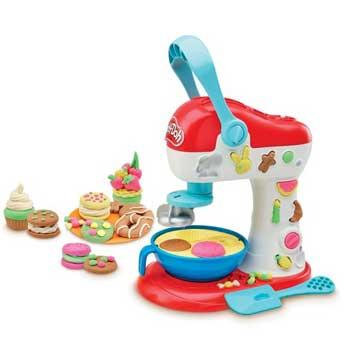 inexpensive christmas gifts play doh kitchen creations spinning treats mixer
