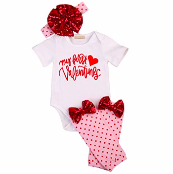 Valentines Day Outfit Newborns