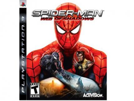 Spider-man Web of Shadows
