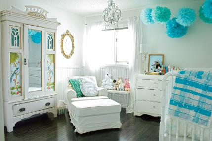 Unique Nursery Decorating Ideas