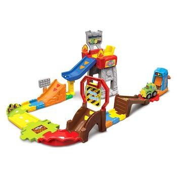 Best Gifts for 1-Year-Olds VTech Go! Go! Smart Wheels Press and Race Monster Truck Rally