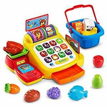 Best Gifts for 1-Year-Olds VTech Ring and Learn Cash Register