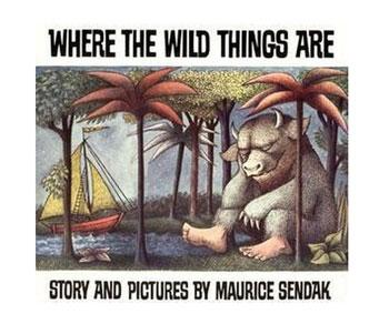 best baby book where the wild things are
