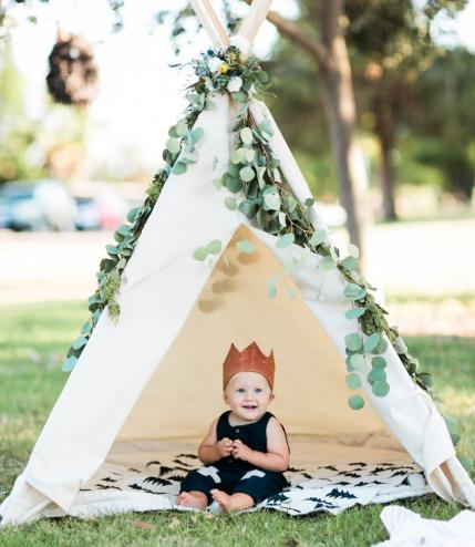 10 Fanciful 1st Birthday Party Ideas