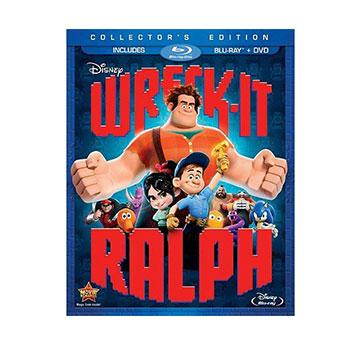 Best Animated Movies #4: Wreck-It Ralph