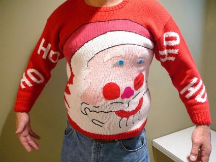 Our Favorite Ugly Christmas Sweaters Parenting