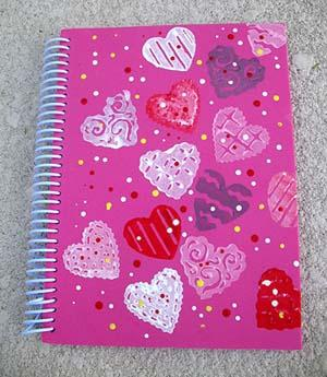 Valentine S Notebook Parenting
