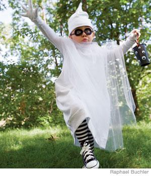 Boo-tiful Ghost Halloween Costume & Boo-tiful Ghost Halloween Costume | Parenting