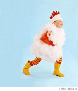 Chicken Costume  sc 1 st  Parenting : simple christmas costumes  - Germanpascual.Com