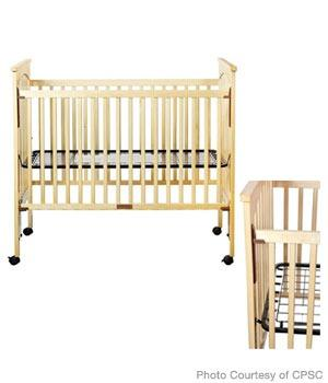 About 90000 Bassettbaby Drop Side Cribs With External Plastic Hardware Have Been Voluntarily Recalled By The Manufacturer Bassett Furniture Industries