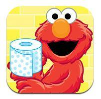 kids app of the week potty time with elmo