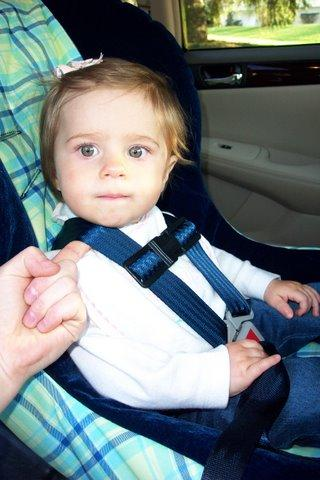 New Car Seat Safety Study: Toddlers Can Unbuckle Seatbelts | Parenting