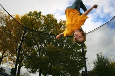 Aap No Home Trampoline Use Parenting