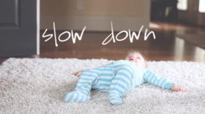 'Slow Down' Video Makes Millions of Moms Emotional Before Mother's Day