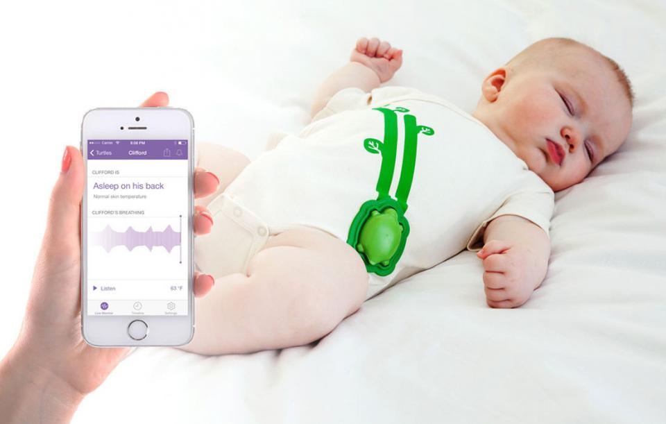Baby Care Goes High Tech Would You Use These Devices