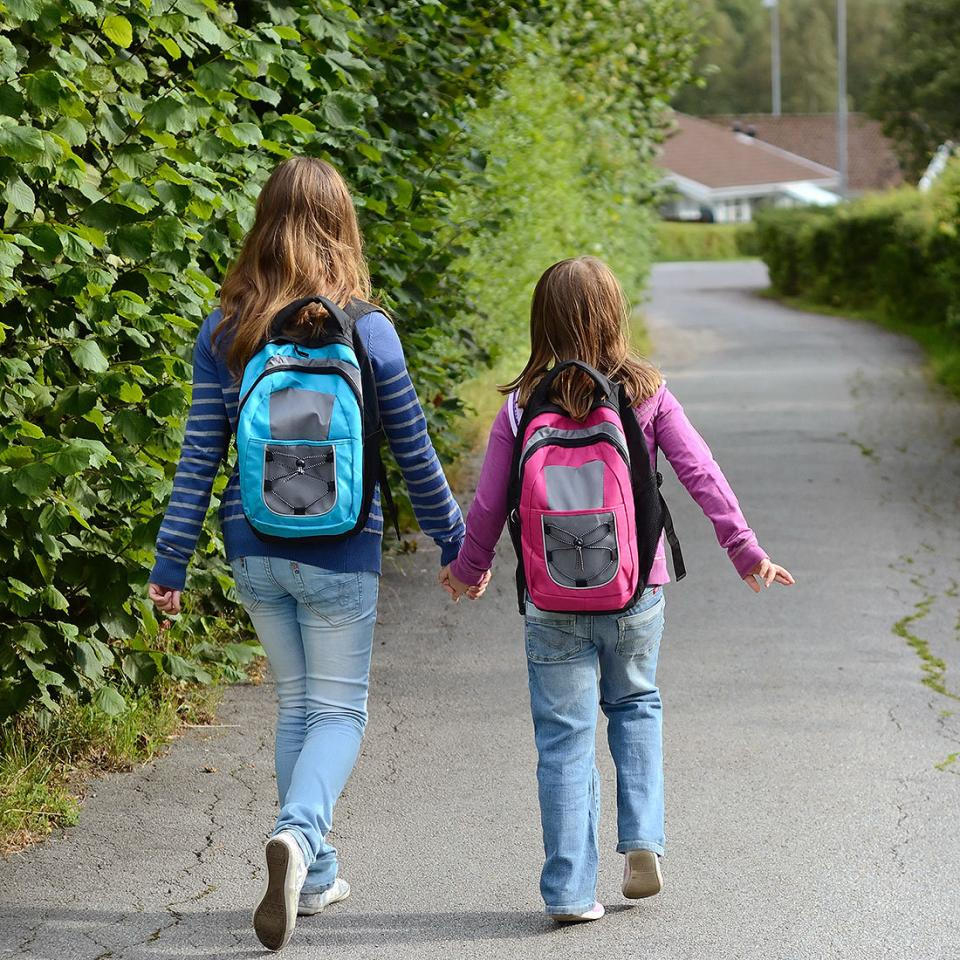 'Free-range' Supporters Ask Parents To Let Kids Walk Home