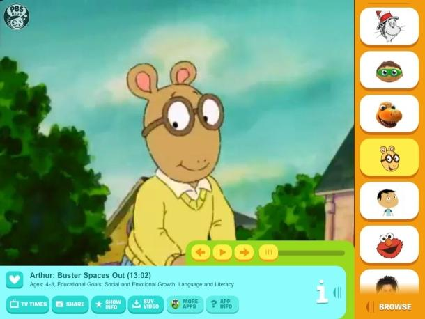 Screen Play Apps Of The Week Pbs Kids Video For Ipad Pbs Kids