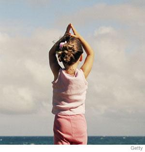 3 kidfriendly yoga moves  parenting