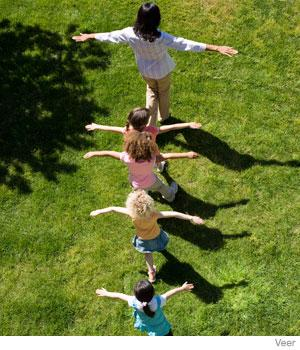 Do-It-Yourself Summer Camp at Home