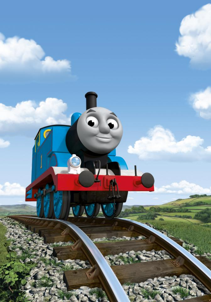 Exclusive Thomas The Tank Engine Giveaway