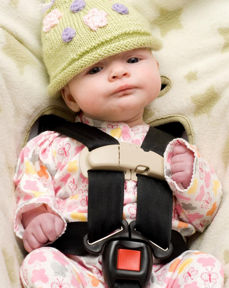 Parents Whose Baby Died Warn Dont Let Babies Sleep In Car Seats