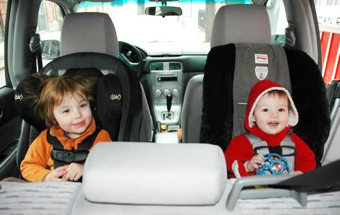 AAP Car Seat Safety Guidelines: Rear-Facing Until Age 2 | Parenting