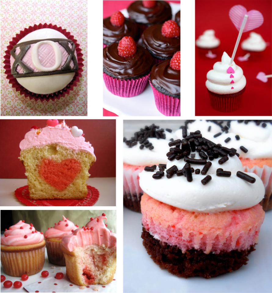 Valentine\'s Day Cupcakes for Kids | Parenting