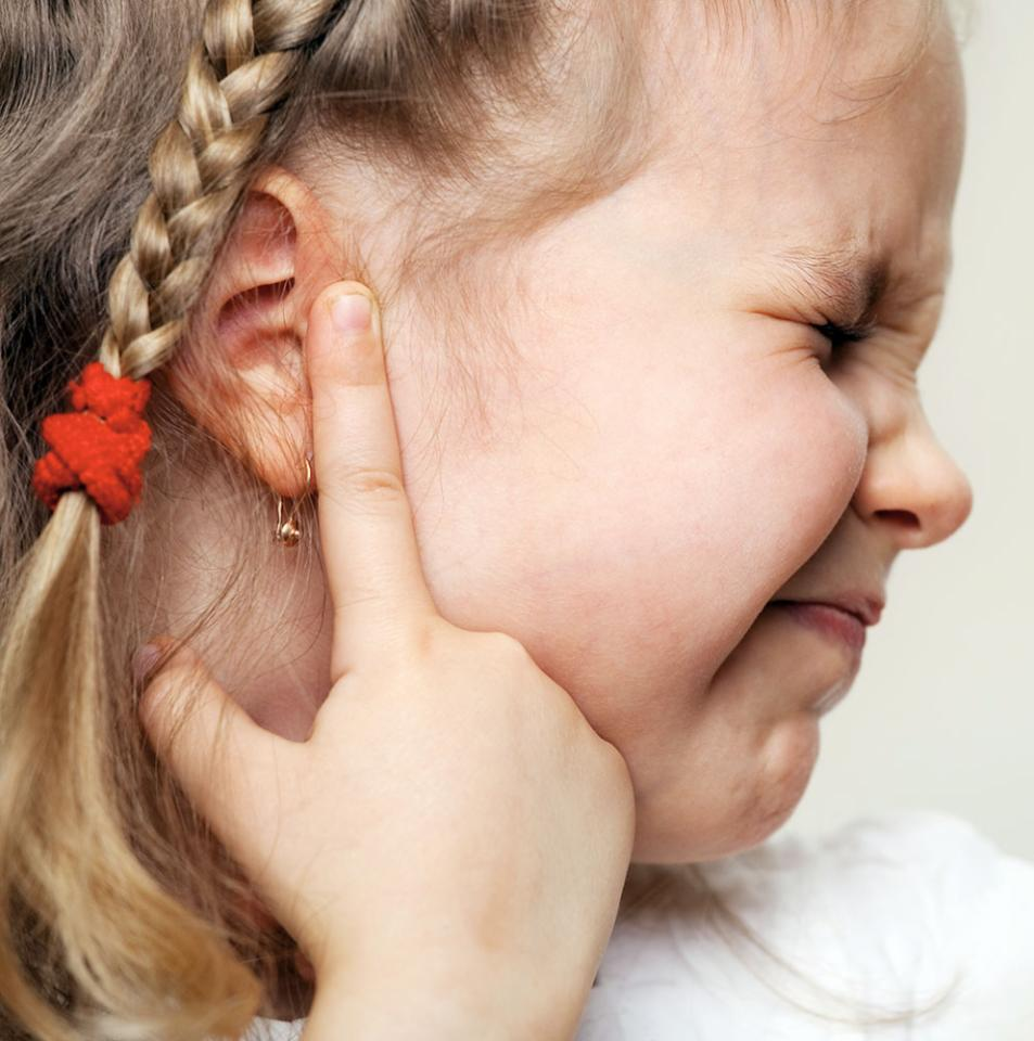 easing the pain of ear infections | parenting